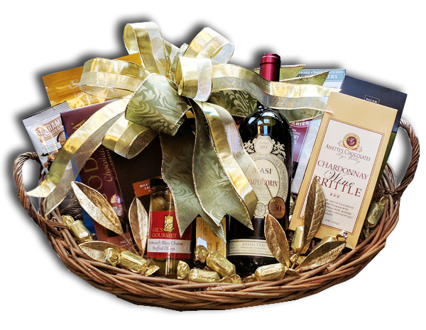 gift baskets orange county ca