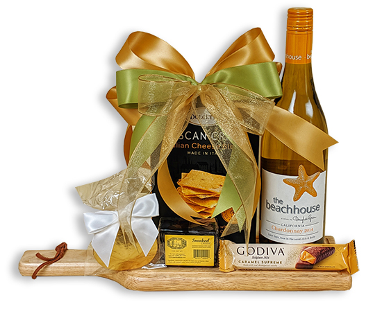 Wine Gift Basket Orange County
