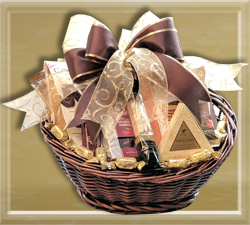 chocolate gift basket orange county
