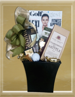 golf gift basket orange county
