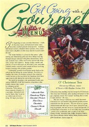 Gtoria's GIft Baskets in the NEws