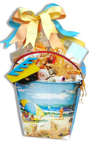 Newport Beach Gift Basket