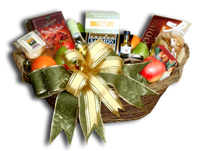 fruit gift basket irvine