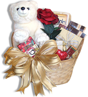 I Love You Gift Basket Newport Beach