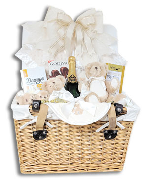 baby gift basket orange county