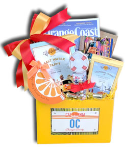 Orange County Gift Basket