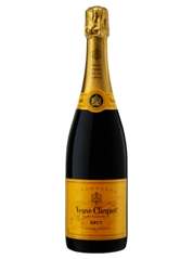 Description: Veuve Clicquot Brut Yellow Label